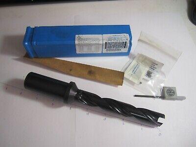 Amec Gen3sys 60518h-100f 18mm 5xd Indexable Tip Modular Coolant Thru Drill Body