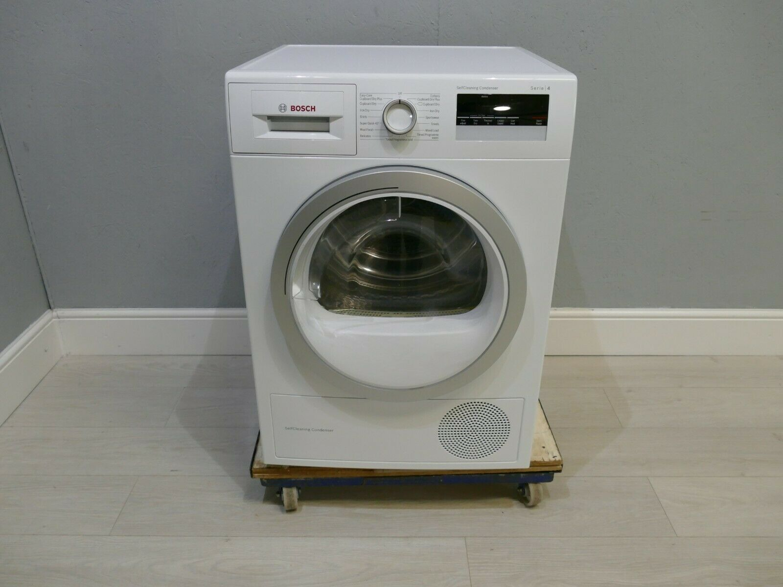 Bosch Serie4 8KG Selfcleaning Condenser Tumble Dryer WTM85230GB | 207