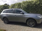 2014 Mitsubishi Outlander Smithton Circular Head Preview