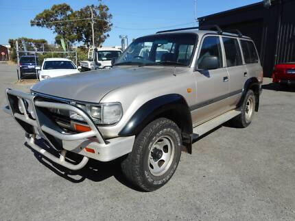 1994 Toyota LandCruiser 80 Series GXL SUV Wangara Wanneroo Area Preview