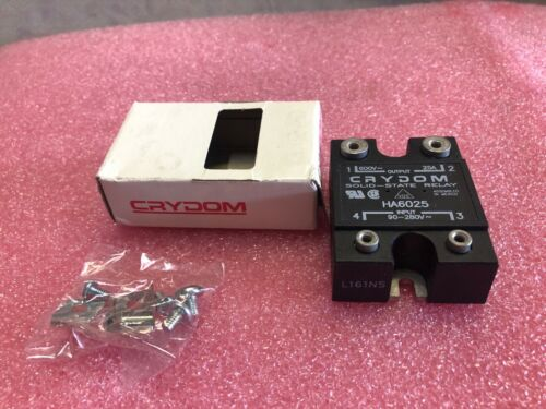 CRYDOM HA6025 SOLID STATE RELAY