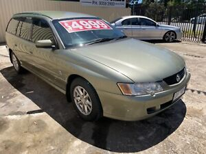 2003 Holden Commodore EXECUTIVE Automatic Wagon Fawkner Moreland Area Preview