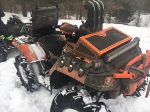 Atv and small trailer repair and accessory installer