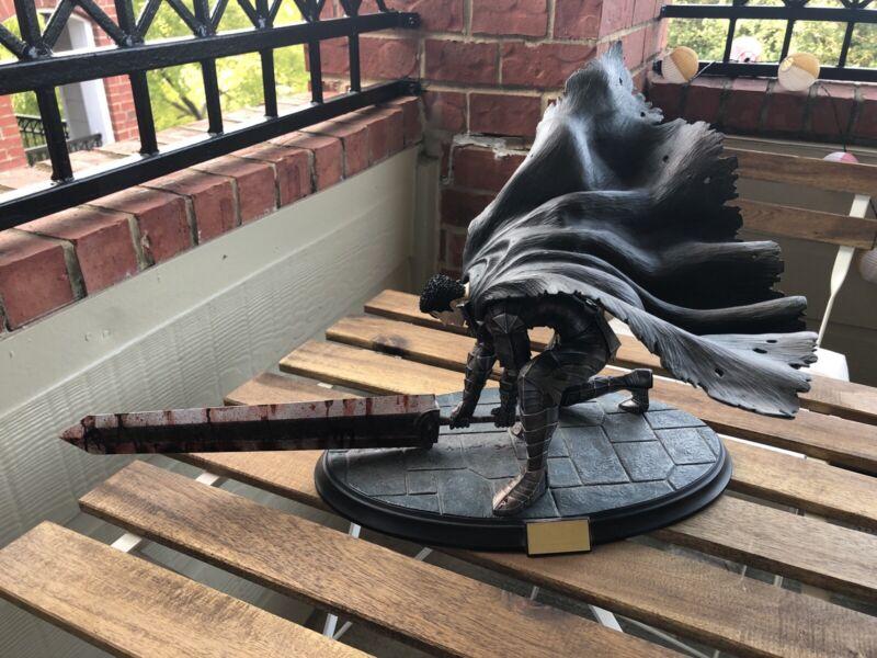 Art of War Berserk Guts Statue 2010. Ver 1/6 Scale Limited Edition 2!