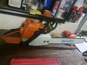 STIHL 039 CHAINSAW Lindisfarne Clarence Area Preview