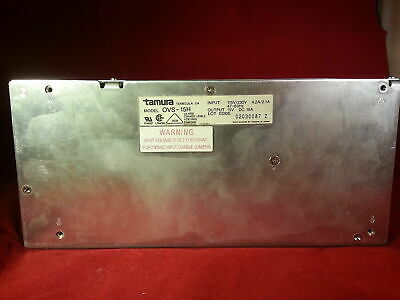 Tamura AC/DC power supply 15 Volts DC 18 Amps