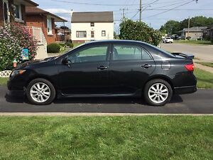 2010 Toyota Corolla S, Safety and E-test