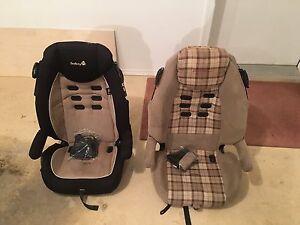 Children's car seats / booster seats