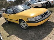 Saab 900SE TURBO / Convertible / great for summer! Queanbeyan Queanbeyan Area Preview