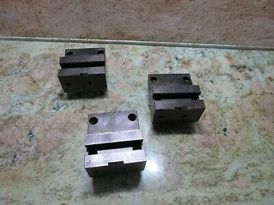 Mori Seiki Sl-4 Cnc Lathe Turret Tool Tooling Holder Block  5.5 X 4.5 Each 1