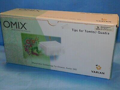 Agilent Varian Omix A57311spl Tips For Tomtec Quadra 5 Racks 96 480 Tips New