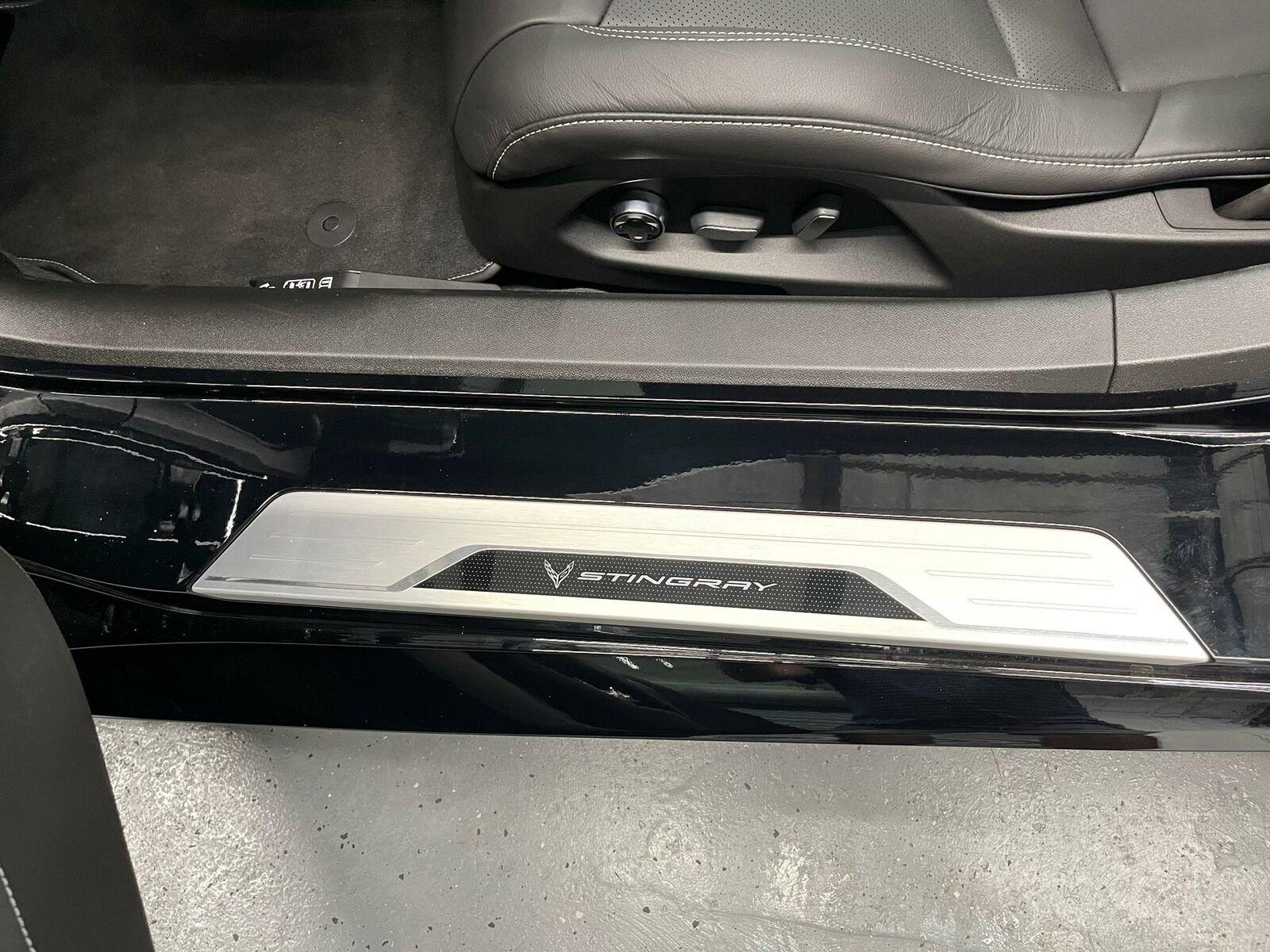 2021 Black Chevrolet Corvette  2LT | C7 Corvette Photo 9