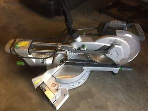 Haussmann Sliding Mitre Saw
