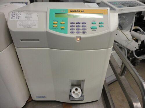 HORIBA ABX MICROS 60  Hematology Analyzer