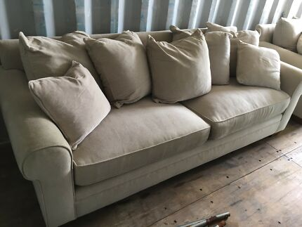 3 Seater Couch (x2)