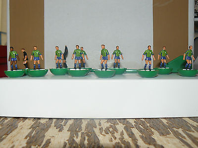 Seattle Sounders 2014 15 Subbuteo Top Spin Team