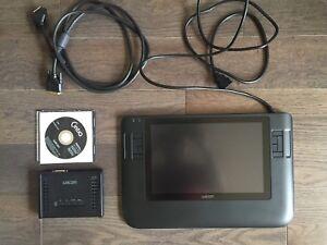 Wacom Cintiq 1200 DTZ Tablet Display