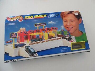 Mattel Hot Wheels  Car Wash NIB NEW - RARE PLAYSET