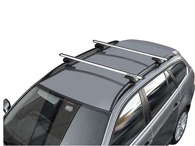 Dozer XL Menabo Aluminum Roof Bars for Ford Freestyle - 2005-2007 (Ford Freestyle Roof Rack)