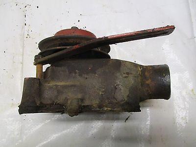 Farmall Ih 806 Tractor Water Pump