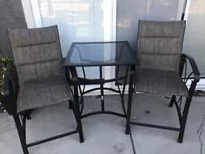 3piece Bistro Patio set