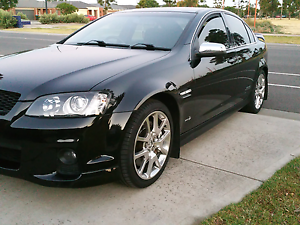 Holden 2010 VE SSV Redline Edition Black Tarneit Wyndham Area Preview