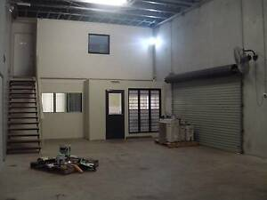 OFFICE/WAREHOUSE and FENCED IN YARD with STREET EXPOSURE!!