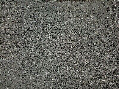 50 kg black lava sand 0-2 mm - planting granules - jointing sand - terrarium