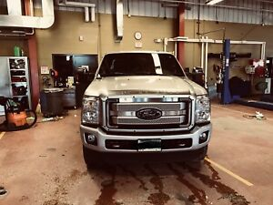 2016 Ford F-350 Platinum 17000 Kms