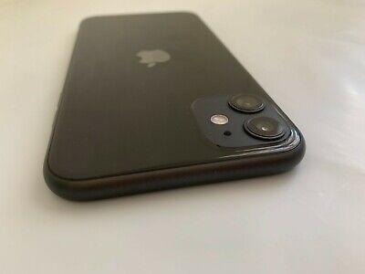 Apple iPhone 11 Black 256GB ( T-Mobile ) A2111 (CDMA + GSM)