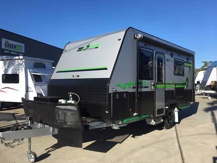 2017 Nextgen 17,6 Greyline Ensuite OFFROAD Caravan