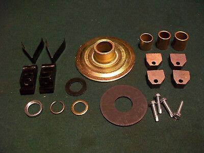 Delco Remy 1107870 20mt Starter Rebuild Kit Brushes Bushings Massey Ferguson
