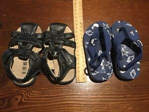 Toddler sandals x 2 pairs Keilor Downs Brimbank Area Preview