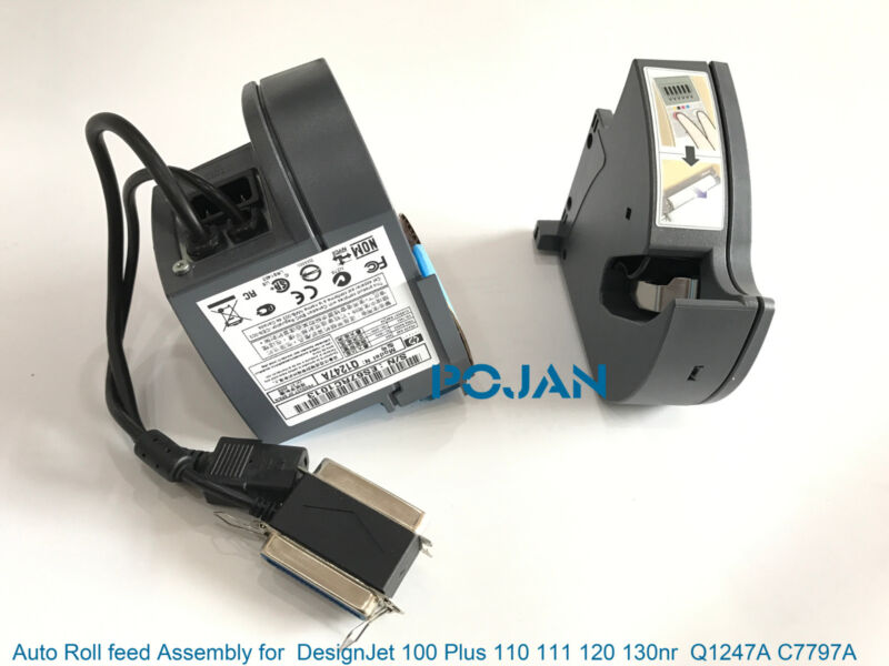 Q1247A C7797A Auto Roll feed Assembly Fit for HP DesignJet 100 110 111 120 130