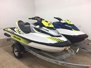 2016 Sea-Doo RXT-X 300 - Only 1.6 Hours!