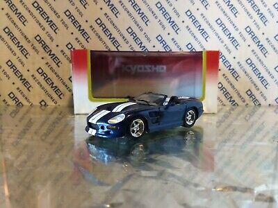 1/43 Kyosho Museum Collection Shelby Series 1