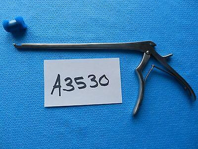 Codman Surgical 5mm 40 Degree Up Lumbar Kerrison Rongeur 53-1486  New