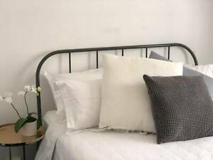 IKEA KOPARDAL Bed Frame only ONE MONTH old INSTRUCTIONS INCLUDED
