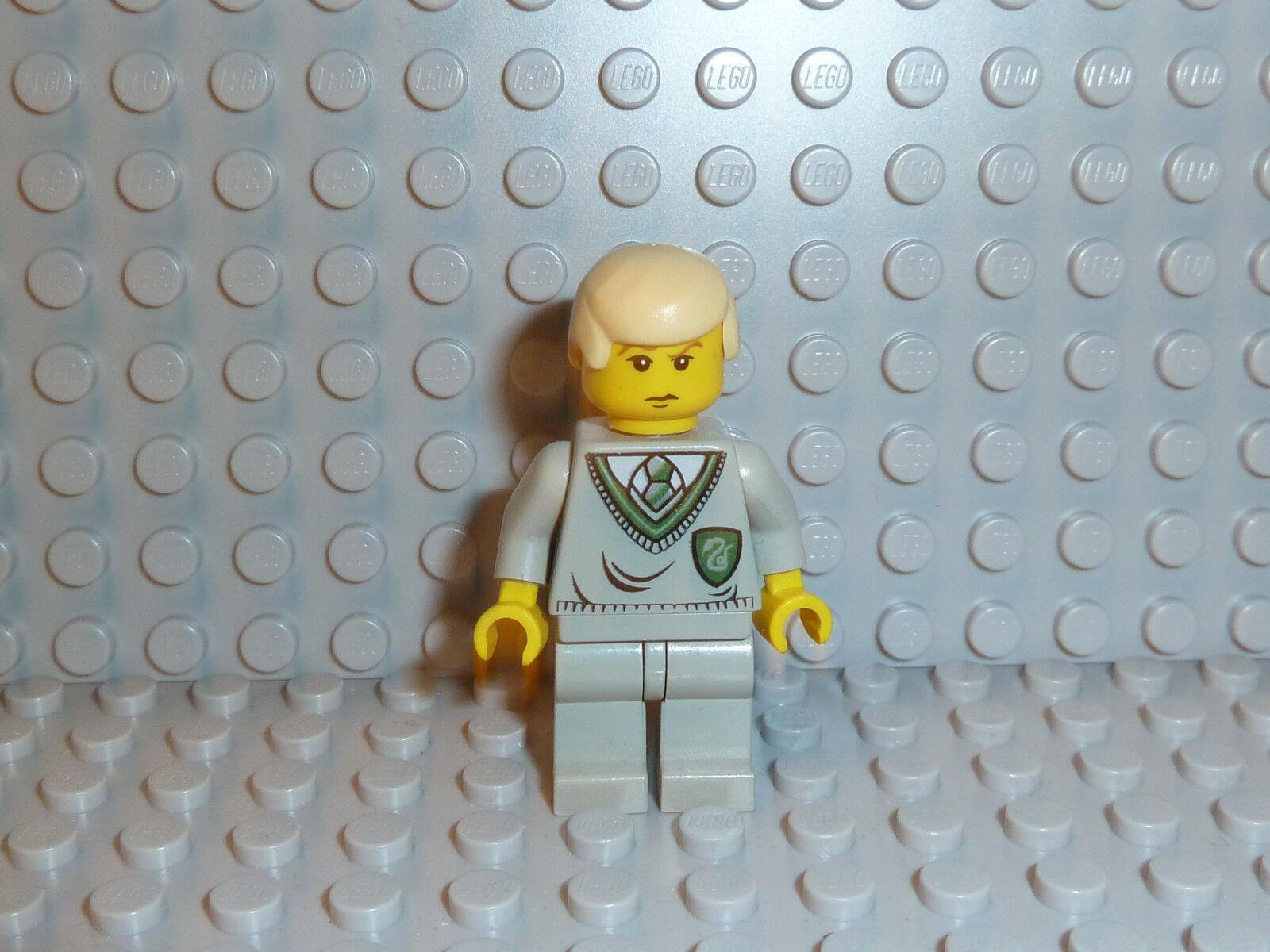NEW LEGO Draco Malfoy FROM SET 4709  HARRY POTTER hp040