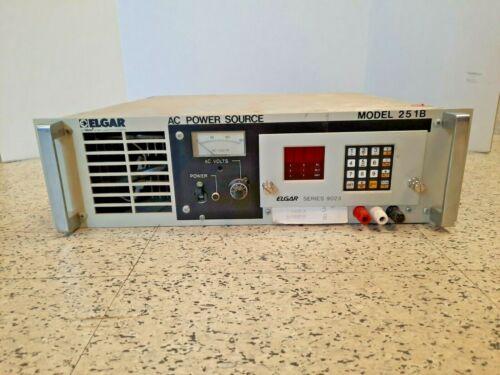 Elgar 251B Series 9023 AC Power Source BR