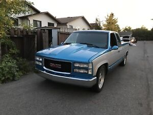 1991 GMC C1500 extended cab
