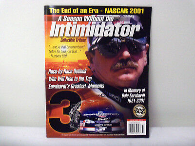 GOLD COLLECTORS SERIES MAGAZINE Spring 2001 In Memory of Dale Earnhardt for sale  Howard