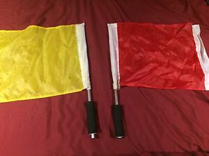 Linesman flags (Soccer/ Rugby)