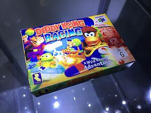 Diddy Kong Racing Nintendo 64 Paradise Campbelltown Area Preview