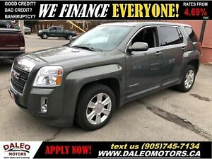 2013 Gmc Terrain SLE-1 | BACKUP CAM | HEATED SEATS | BLUETOOTH