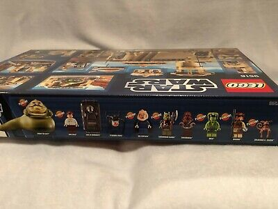 **BRAND NEW** Lego Star Wars Jabba's Palace 9516 Factory Sealed RARE