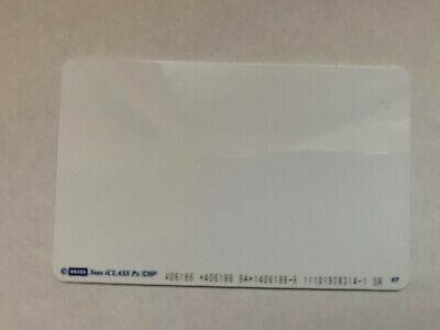 10x Brand New Hid 52060pspggaaan7 Iclass Seos Prox Reader Cards