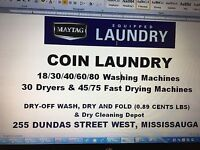 Dry Cleaning Depot and Laundromat