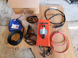 220amp 4in1 welder gas/gasless $$550 Port Lincoln Port Lincoln Area Preview