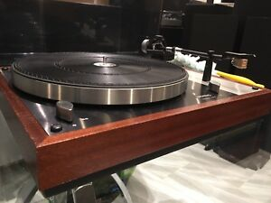 """THORENS 160 MkII """"MINT""""CONDITION VINTAGE TURNTABLE"""